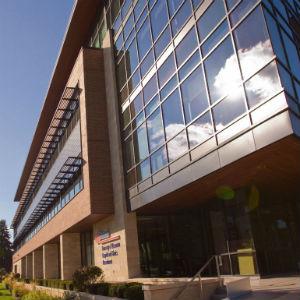 UW Clinic Building - square