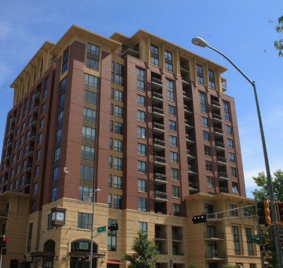 Grand Central Apartments building