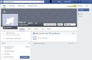 Add an administrator for your Facebook Page